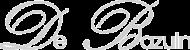Logo de bazuin wit klein vrij